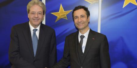 Morocco:Economy Minister Meets with European Commissioner for Economy