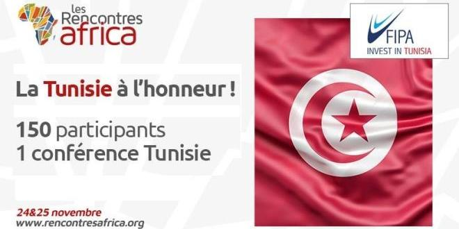 Tunisia at Meetings Africa 2020, November 24-25